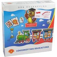 Pozostałe zabawki edukacyjne, Gra ALEXANDER Lokomotywa edukacyjna