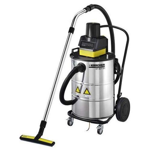 Odkurzacze przemysłowe, Odkurzacz do pyłów niebezpiecznych KARCHER NT 80/1 B1 M + DOSTAWA GRATIS