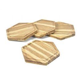 Podkładka pod kubek - Bambus Tygrysi III - 4 4
