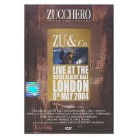 Pozostała muzyka rozrywkowa, ZU & CO./LIVE AT THE ROYAL ALBERT HALL - Zucchero (Płyta DVD)