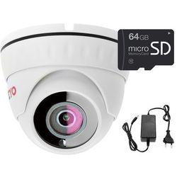 LV-IP2M2IPDFWH-II kamera z pamięcią microSD 64GB sieciowa IP KEEYO 2MPx
