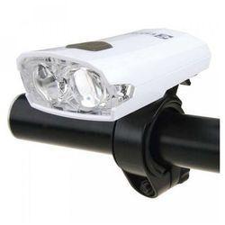 Lampka rowerowa EMOS przednia E-122 akumulatorowa