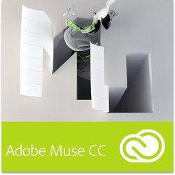 Adobe Muse CC dla użytkowników wcześniejszych wersji - Subskrypcja