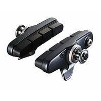 Klocki hamulcowe do rowerów, Shimano R55C3 Cartridge Brake Shoes for Ultegra BR-6700, silver 2020 Klocki hamulcowe Przy złożeniu zamówienia do godziny 16 ( od Pon. do Pt., wszystkie metody płatności z wyjątkiem przelewu bankowego), wysyłka odbędzie się tego samego dnia.