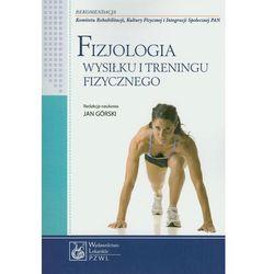 Fizjologia wysiłku i treningu fizycznego (opr. broszurowa)