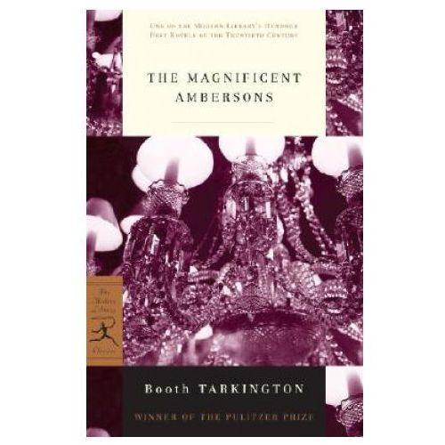 Książki do nauki języka, Magnificent Ambersons (opr. miękka)