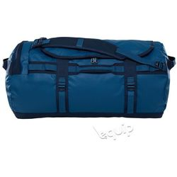Torba podróżna The North Face Base Camp Duffel M II - monterey blue/urban navy