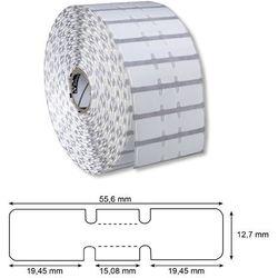 Etykiety jubilerskie 56x13 termiczne - 3510szt.