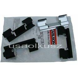 Zestaw naprawczy montażowy przednich klocków Jeep Grand Cherokee 2005-