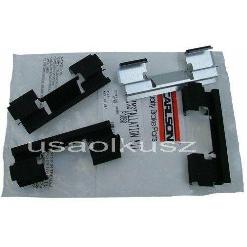 Zestawy naprawcze klocków hamulcowych, Zestaw naprawczy montażowy przednich klocków Jeep Grand Cherokee 2005-