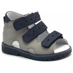 Dziecięce buty profilaktyczne Kornecki OR 03/103 Szare