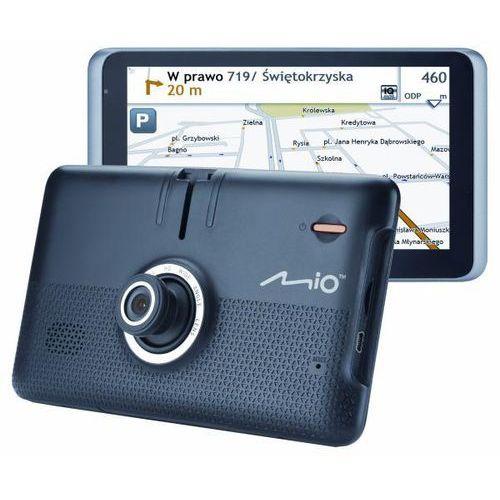 Rejestratory samochodowe, Mio Drive 65