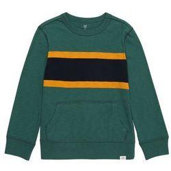GAP Bluza 'V-KANGA' żółty / zielony / czarny