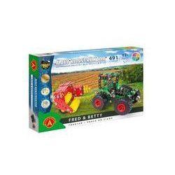 Mały konstruktor maszyn rolniczych. Darmowy odbiór w niemal 100 księgarniach!