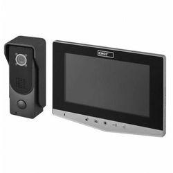 """Wideodomofon 7"""" komplet EM-05R srebrny EMOS 3010002030"""