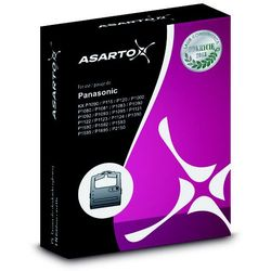 Taśma Asarto do Panasonic KX-P1150/KX-P1180/KX-P1191/KX-P2150 | black