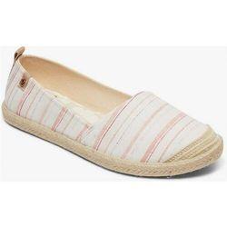 buty ROXY - Flora Ii Pink Stripe (SPI) rozmiar: 8.5