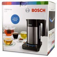 Czajniki elektryczne, Bosch Czajnik 1,7l stal szlachetna TWK 7203