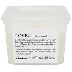 Davines Love Curl Mask | Maska do włosów kręconych 250ml
