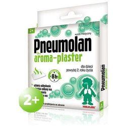 Pneumolan aroma-plaster x 5 sztuk - data ważności 31-08-2020