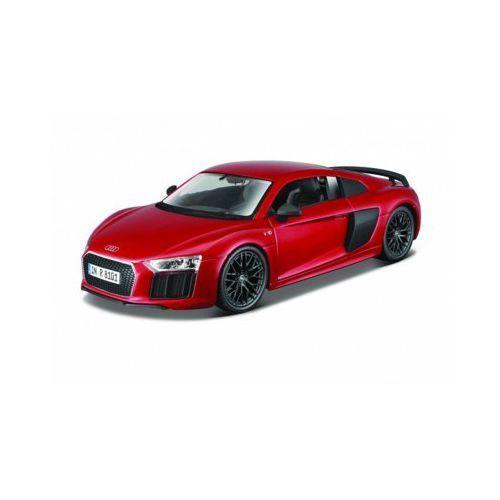 Figurki i postacie, Model metalowy Audi R8 V10 Plus 1:25 do składania