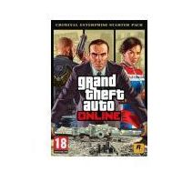 Gry na PC, Grand Theft Auto Online Criminal Enterprise Starter Pack (PC)