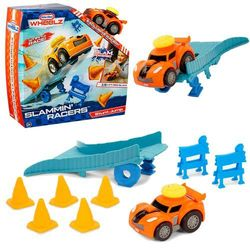 Little Tikes - Slammin' Racers Zestaw kaskaderski + autko