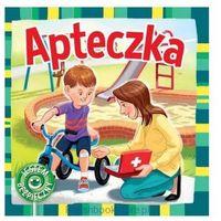 Książki dla dzieci, Apteczka Jestem bezpieczny (opr. miękka)