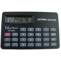 Kalkulatory, Kalkulator VECTOR CH-853