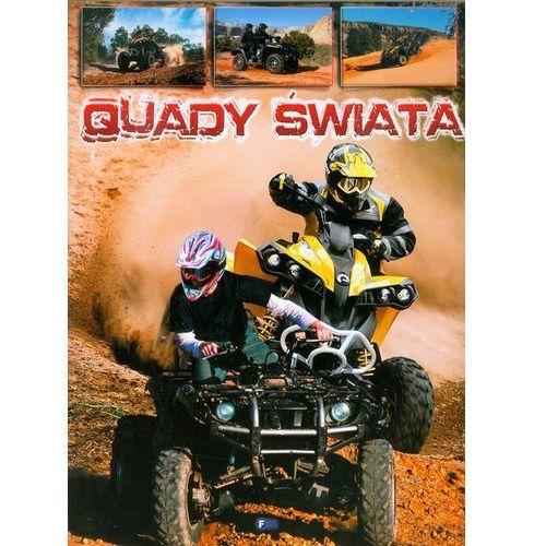 Biblioteka motoryzacji, Quady świata (opr. twarda)