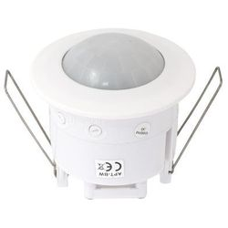 Czujnik detektor ruchu sufitowy 360 biały
