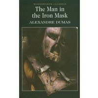 Literatura młodzieżowa, The Man in the Iron Mask (opr. miękka)