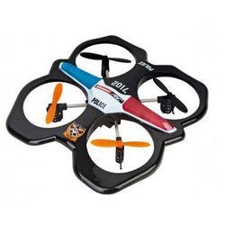 RC Quadrocopter Police. Darmowy odbiór w niemal 100 księgarniach!