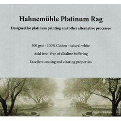 Hahnemühle Platin Platinum Rag 20,3x25,4 cm/25 szt