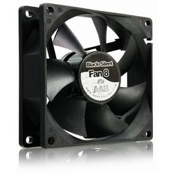 AAB Cooling Black Silent Fan 8 2000rpm - 80mm