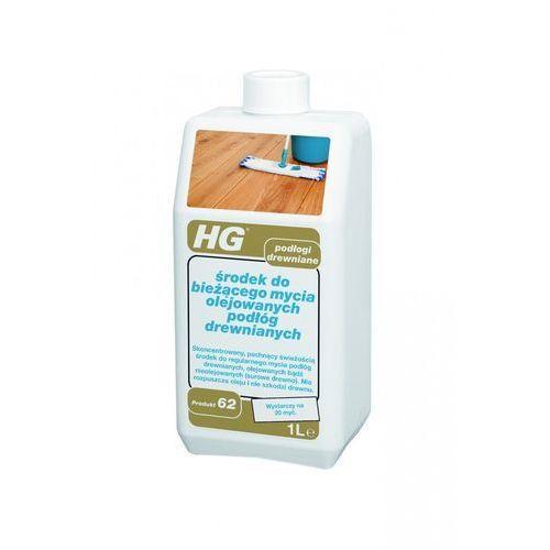 Płyny do czyszczenia podłóg, HG środek do bieżącej pielęgnacji olejowanych podłóg drewnianych