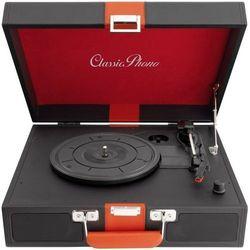 Gramofon LENCO TT33 Czarny + DARMOWY TRANSPORT!