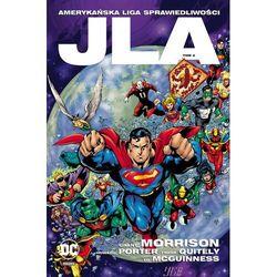 JLA Amerykańska Liga Sprawiedliwości. Tom 4 - Opracowanie zbiorowe (opr. twarda)
