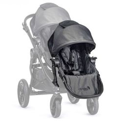 Dodatkowe siedzisko do wózka BABY JOGGER City Select Charcoal + DARMOWY TRANSPORT!