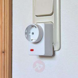Gniazdko/przełącznik zasilania Blaupunkt PSM-S1 z licznikiem zużycia energii