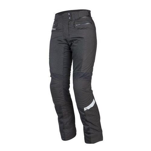 Spodnie motocyklowe damskie, SPODNIE TEKSTYLNE REBELHORN LADY HIFLOW II BLACK
