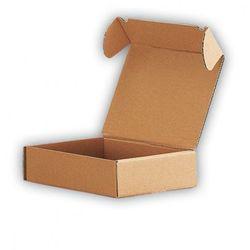 Kartony pocztowe na książki i dokumenty A5, 220x150x100 mm, 20 szt.