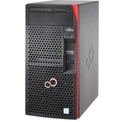 Serwer Fujitsu TX1310 M3 4-core XEON E3-1225v6 3.3GHz + 1x8GB DDR4 2400MHz + 2x1000GB SATA w RAID1 + 5 lat gwarancji w miejscu instalacji + Windows Server 2019 Essentials dla maksymalnie 25 uĹźytkownikĂłw- ZESTAW - Szybka dostawa!!!