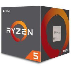 AMD Ryzen 5 1500X, 3.6 GHz AM4 (YD150XBBAEBOX) - produkt w magazynie - szybka wysyłka!