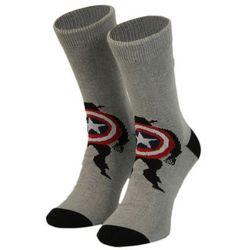 Skarpety GOOD LOOT Marvel - Avengers Captain America Socks Duo Pack