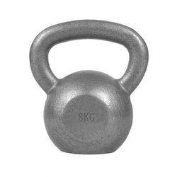 8 kg Kettlebell żeliwny Gorilla Sports