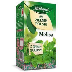Herbatka ziołowa Zielnik Polski Melisa EX'20 40 g Herbapol