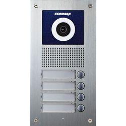 Kamera 4-abonentowa z regulacją optyki i czytnikiem RFID Commax DRC-4UC/RFID