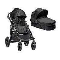 Wózki wielofunkcyjne, W�zek wielofunkcyjny 2w1 City Select Baby Jogger + GRATIS (black)