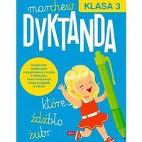 Literatura młodzieżowa, Dyktanda Klasa 3 - książka (opr. broszurowa)